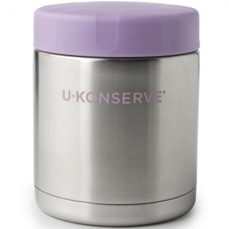 U Konserve Insulated Food Jar 591ml 20oz - Lavender