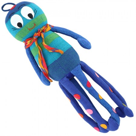 Barefoot Toys - Mr Olly Octopus