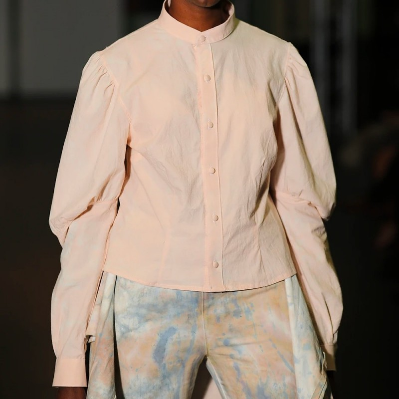 REMUSE Pink Oyster Shirting