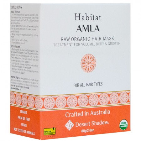 Desert Shadow Amla Raw Organic Hair Mask 80g