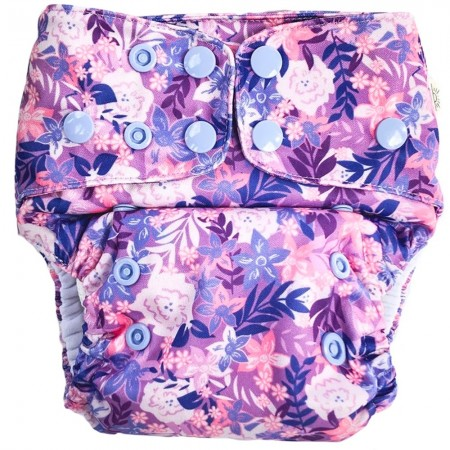 EcoNaps Modern Cloth Nappy - Summer Blooms