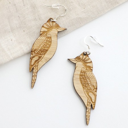 Gillawarra Arts Gaaku Earrings