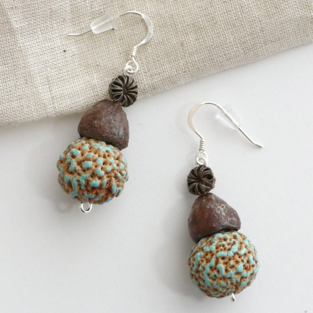 Gillawarra Arts Native Seeds Earrings