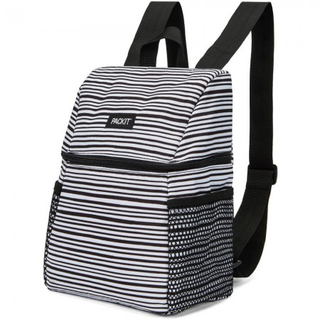 Packit Freezable Backpack - Wobbly Stripes