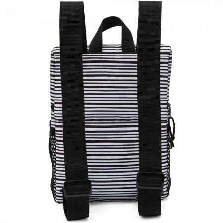 Packit Backpack Wobbly Stripes