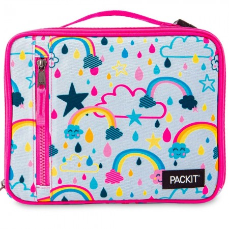 PackIt Freezable Classic Lunch Box - Rainbow Sky