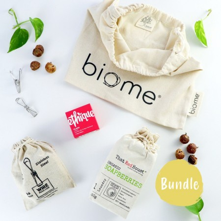 Biome Zero Waste Laundry-Swaps Bundle