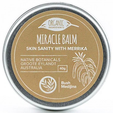 Bush Medijina Miracle Balm Skin Sanity with Merrika 40g