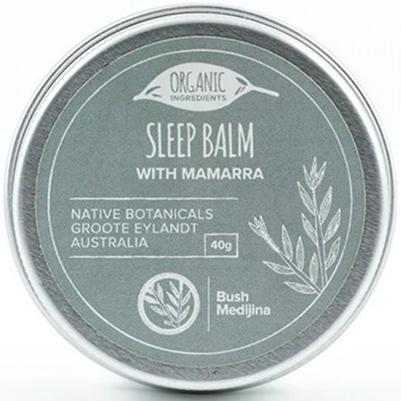 Buy Bush Medijina Sleep Balm with Mamarra 40g