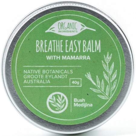 Bush Medijina Breathe Easy Balm with Mamarra 40g