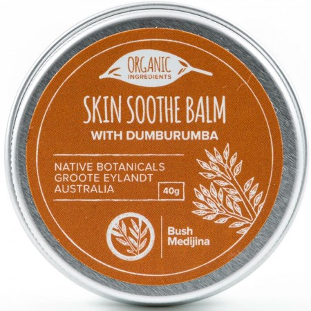 Bush Medijina Skin Soothe Balm with Dumburumba 40g