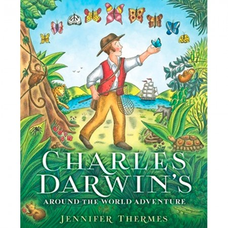 Charles Darwin's Around The World Adventure