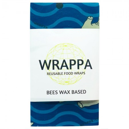 Wrappa Beeswax Snack Wrap 4pk