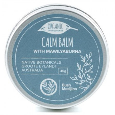 Bush Medijina Calm Balm with Mawilyaburna 40g