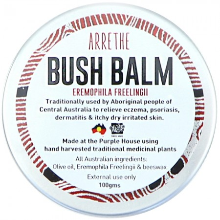 Buy Bush Balm Arrethe 100g