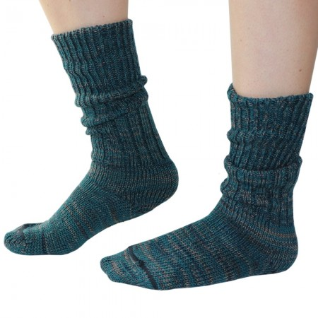 Mongrel Socks Pure Merino Wool Socks - Camo Mix