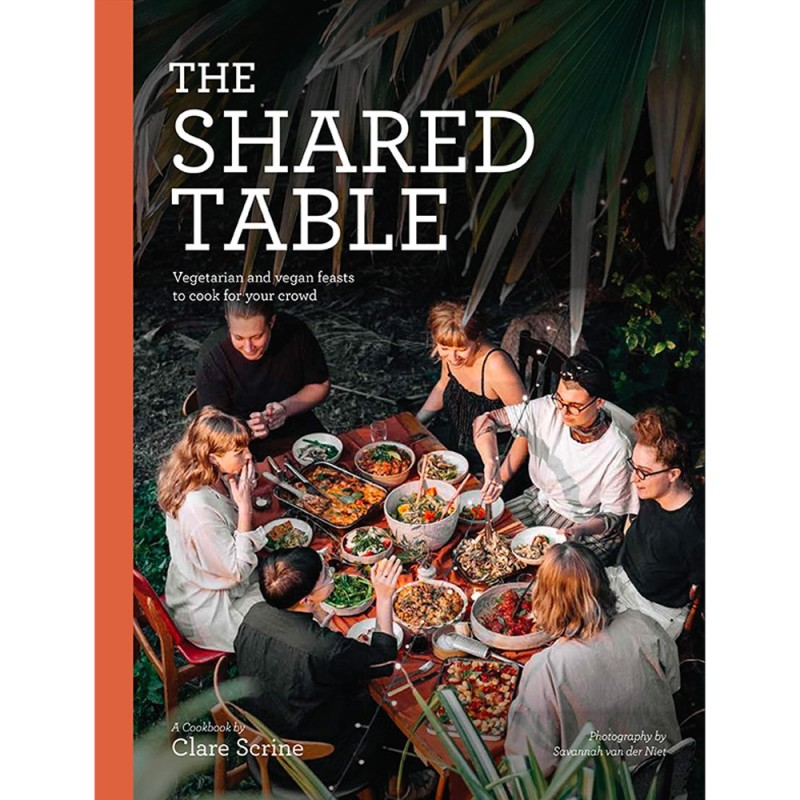 Book The Shared Table