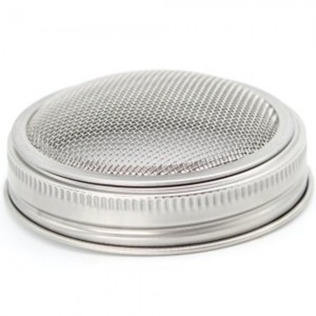 Ball Mason Sprouting Lid - Wide