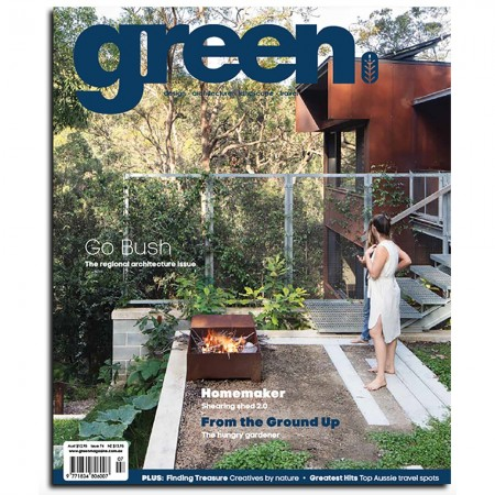 Green Magazine Issue 74