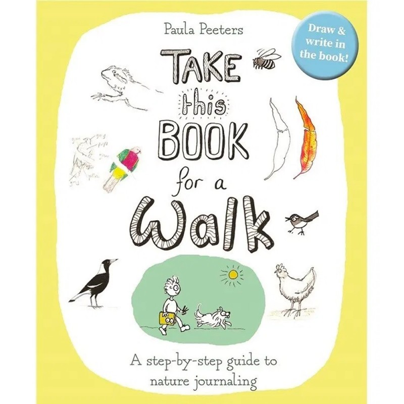 Take This Book For a Walk - Nature Journal