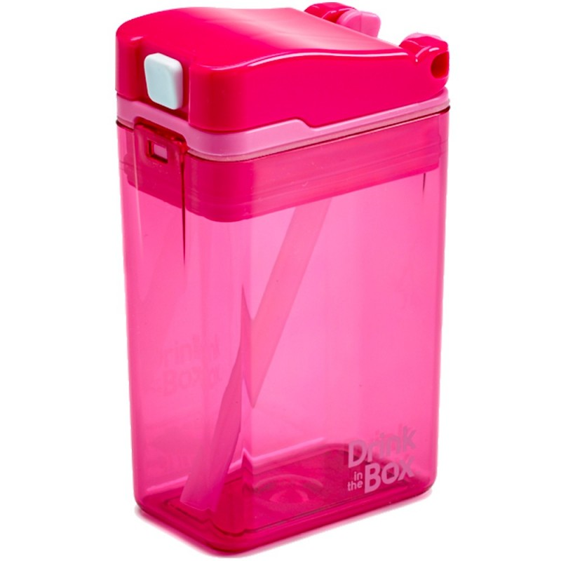 NEW Drink in the Box Small - Pink