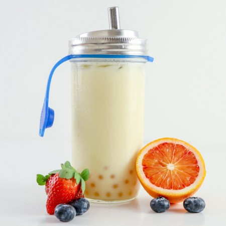 Reusable Bubble Tea Kit - Blue Plug