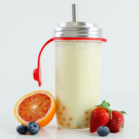 Reusable Bubble Tea Kit - Red Plug