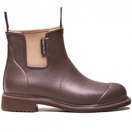 Merry People Bobbi Gumboot - Earthy Brown