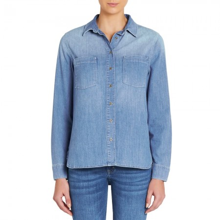 Outland Denim Shirt - Ella