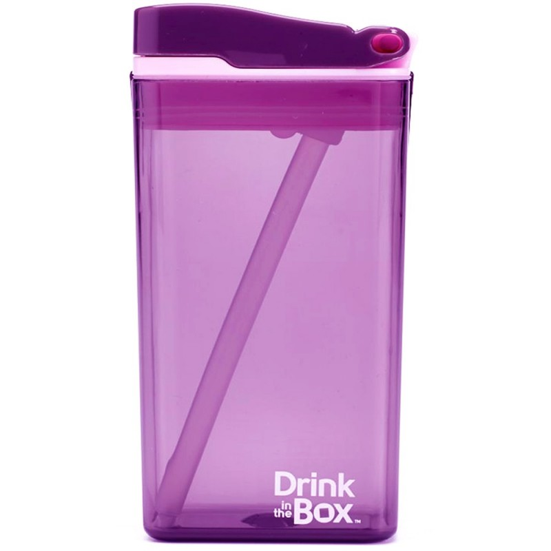 NEW Drink in the Box Small - Purple