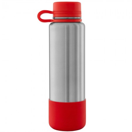 Planetbox Silicone Water Bottle Boot - Red