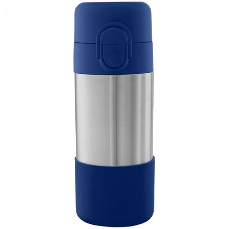 Planetbox Silicone Water Bottle Boot - Blue