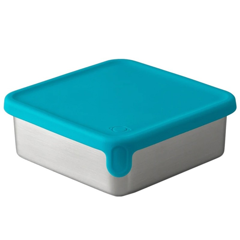 Planetbox Rover Dipper Big Square 9.3oz 275ml - Teal