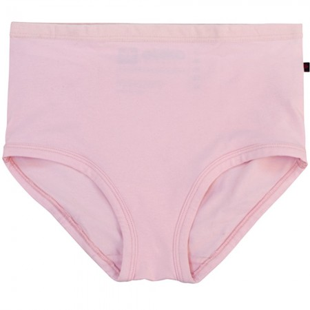 Etiko Fairtrade & Organic Cotton Full Brief Undies - Pink