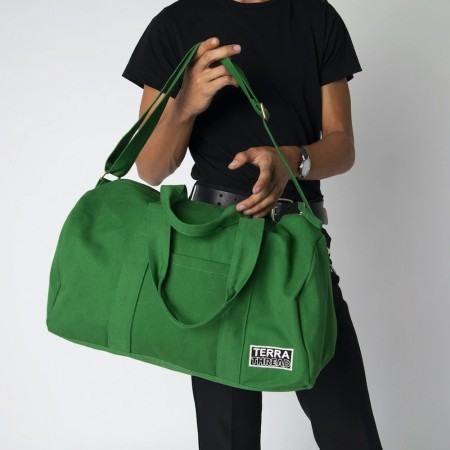 Buy Terra Thread Aarde Gym Bag - Green