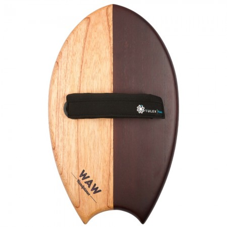 WAW Handplanes - Two Tone Moontail