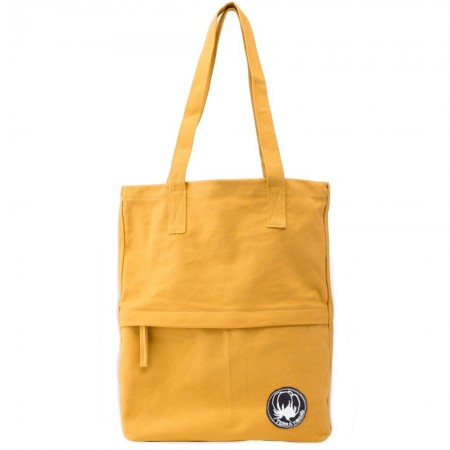 Terra Thread Jorden Tote Bag Yellow