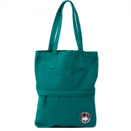 Terra Thread Jorden Tote Bag Turquoise