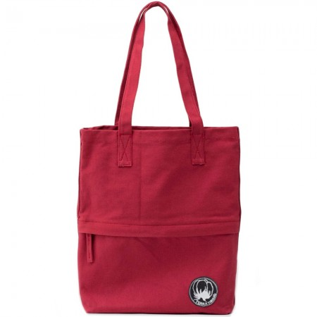 Terra Thread Jorden Tote Bag Red