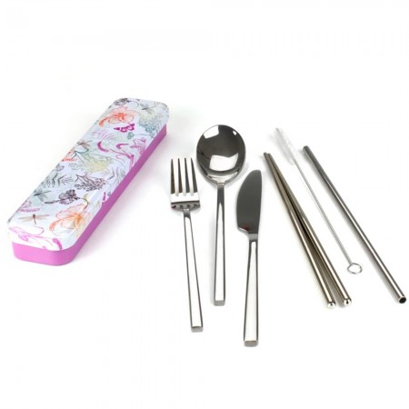 Carry Your Cutlery Kit - Dragonfly