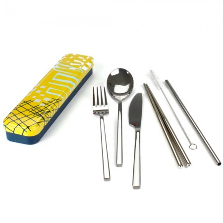 Carry Your Cutlery Kit - Abstract