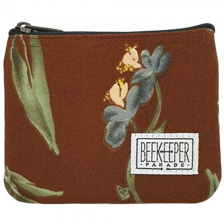 Beekeeper Parade Coin Purse - Tulip & Orchid