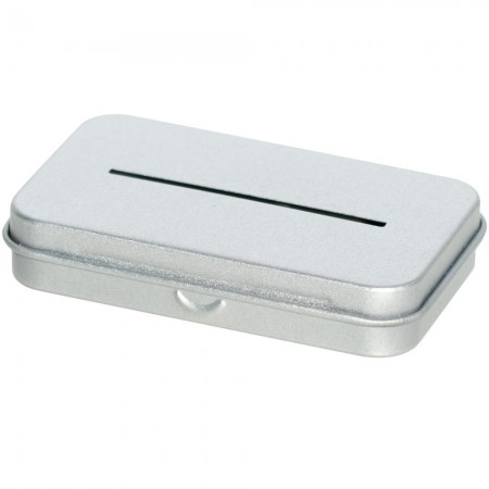 Leaf Shave Razor Blade Disposer Tin