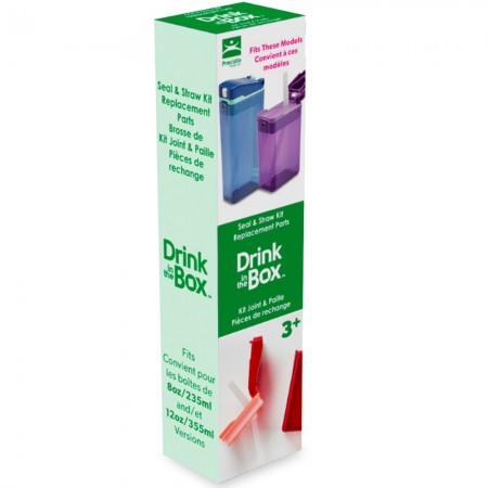 Drink in the Box Replacement Kit - New Design