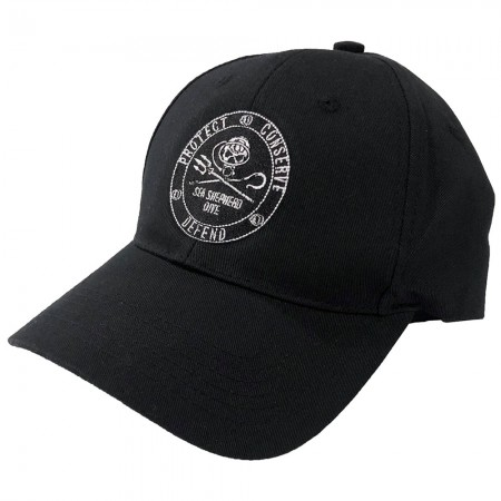 Sea Shepherd Dive Organic Cotton Baseball Cap