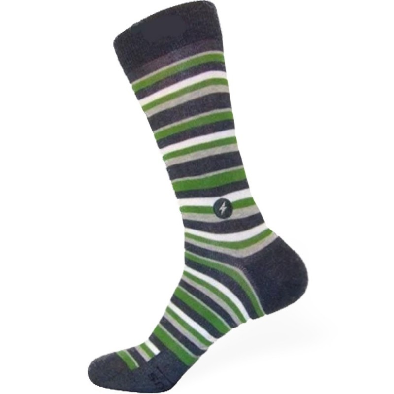 Conscious Step Socks That Provide Relief Kits - Stripe