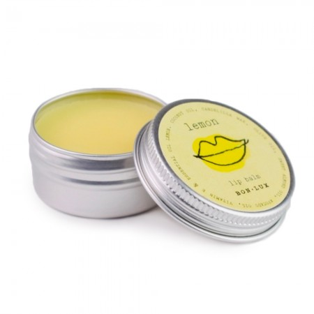 Bon Lux Vegan Lip Balm 15g - Lemon