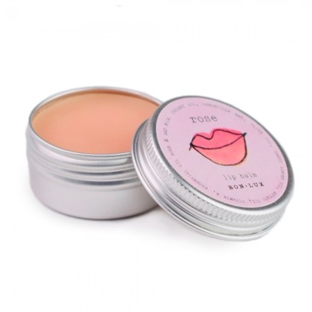 Bon Lux Vegan Lip Balm 15g - Rose