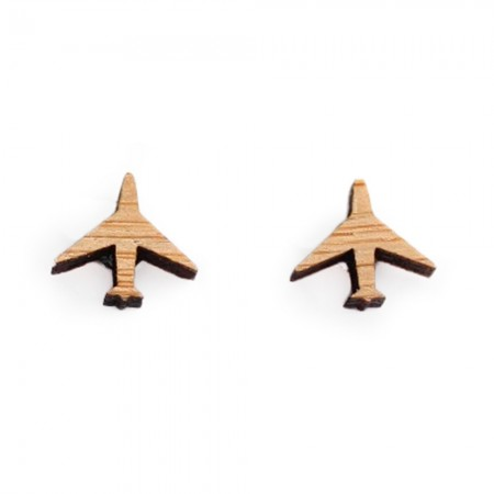One Happy Leaf Aeroplane Studs