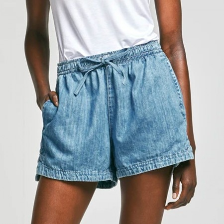 Outland Denim Faith Chambray Shorts - Weekend